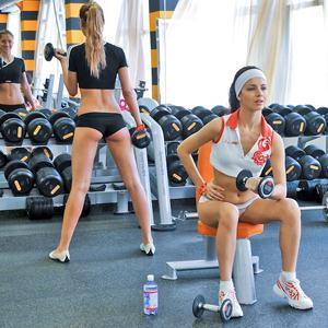 Фитнес-клубы Дарасуна