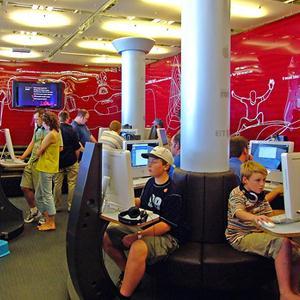 Интернет-кафе Дарасуна