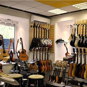 Музыкальные магазины Дарасуна