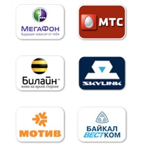 Операторы сотовой связи Дарасуна