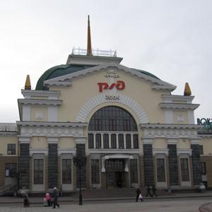 Железнодорожные вокзалы Дарасуна