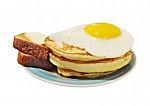 Casual bar MIX - иконка «завтрак» в Дарасуне